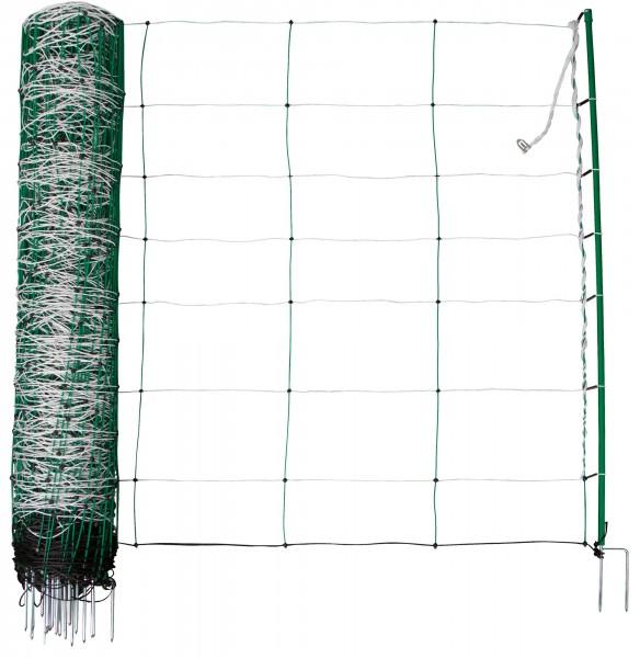 TopLine Plus Net, das neu entwickelte Schafnetz besonders für unebenes Gelände, 50 m Länge