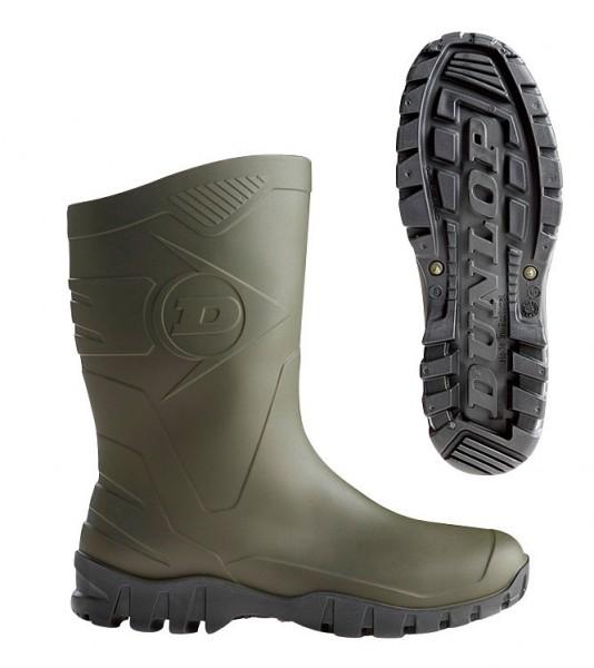 Halbhoher Arbeitsstiefel Dunlop® Dee, Stiefel besonders für die Gartenarbeit empfohlen