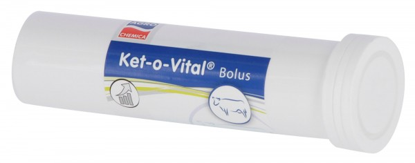 Ket-o-Vital Bolus, Diät-Ergänzungsfuttermittel für Milchkühe zur Verringerung der Gefahr der Ketose/Acetonämie