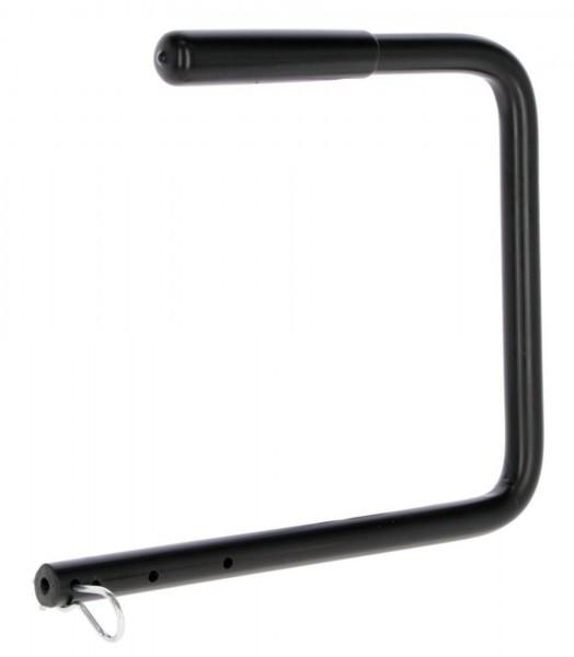 Einhand Abrollhilfe, Abrollbügel für Leitermaterial geeignet für Spulen bis zu einer Höhe von 250 mm bzw. mit einem Gewicht bis zu 3 kg