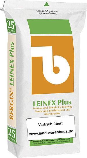 Kraftfutter Leinex Plus - Energie und Leistung