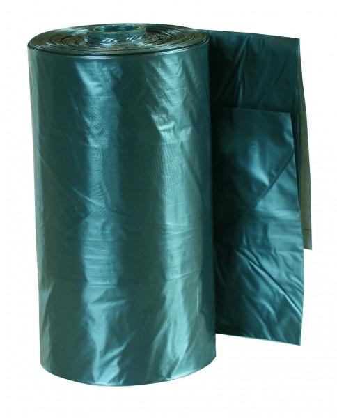 Ersatzkotbeutel aus Kunststoff, schwarz, für alle Beutelspender geeignet
