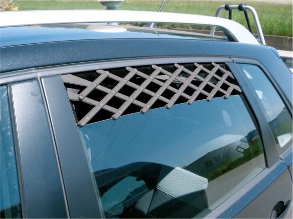 Frischluftgittern passend für alle Autoscheiben