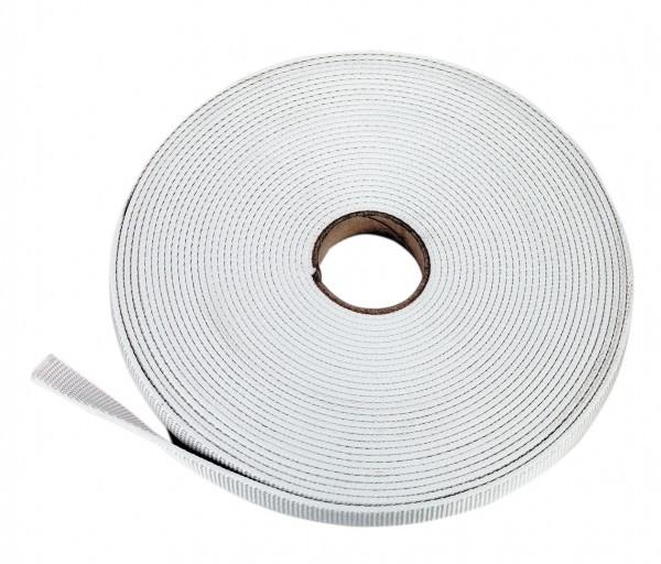 Tieranbindegurt 10 m, Nylongurt 25 mm breit, ideal für Rinder