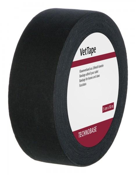 Klauenverband Vet Tape mit stark klebendem Kautschukkleber, haftet sicher, luftdurchlässig