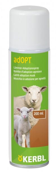 Lämmer-Adoptionsspray adOPT neutralisiert den Geruch von Lamm und Muttertier