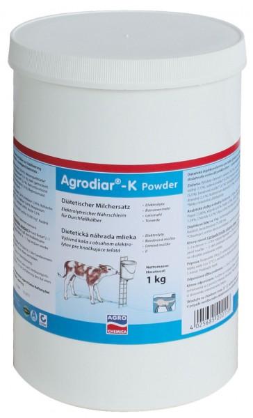 Agrodiar®-K Powder Nährschleim bei Durchfallkälber, 1000 g Dose