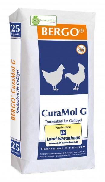 """CuraMol G mit Kieselgur, natürliches """"Sandbad"""" 100% Naturprodukt zur Parasitenbekämpfung"""
