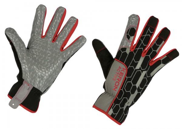 Handschuh mit außergewöhnlichem Grip