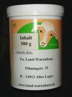 Biestmilch, Globulac L für Schaf- und Ziegenlämmer 500 g Pulver in einer Kunststoffdose mit Schraubdeckel