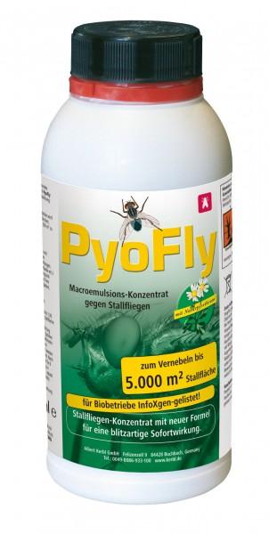 Stallfliegenkonzentrat PyoFly* modernes Spritz- und Streichmittel gegen fliegendes und kriechendes Ungeziefer
