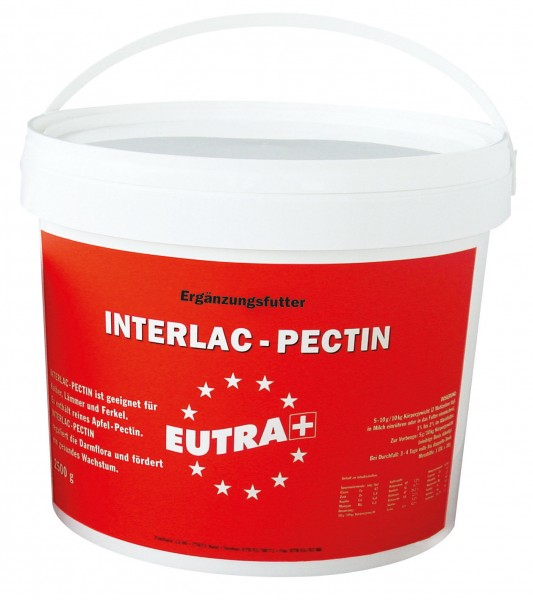 Durchfallstopper Eutra Interlac-Pectin, Naturprodukt ohne Antibiotikum