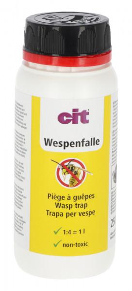 Wespenfalle, Lockstoff für Wespenfallen und Insektenfallen, 250 ml