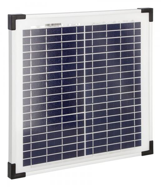 Solarmodul passend für Weidezaungerät Mobile Power A 1200, 15 Watt Solarpanel