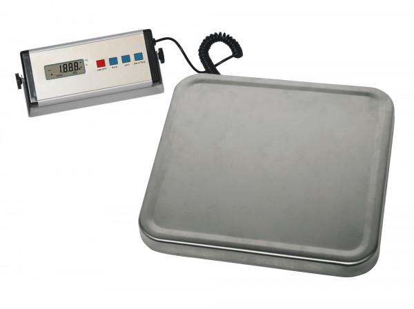Tischwaage digital bis 150 kg für nicht eichpflichtiges Wiegen