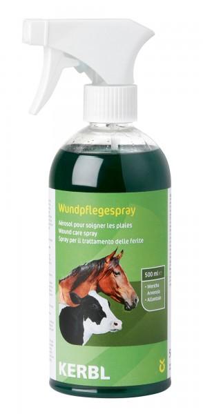 Wundpflegespray unterstützt die Selbstheilung, gebrauchsfertiges Spray für alle Nutztiere