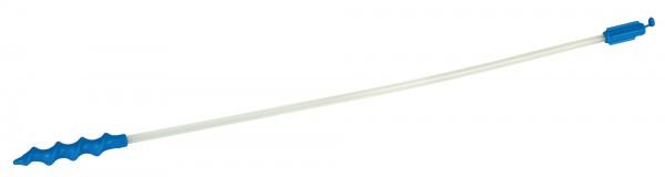 Spiralkatheter Original Minitube, der beliebteste Einmalkatheter mit aufrollbarem Schaft und Verschlussstopfen
