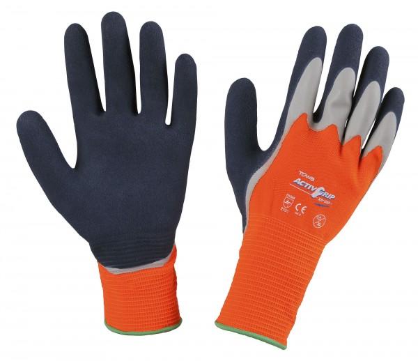 Feinstrickhandschuh Activ Grip XA325, nahtloser Feinstrickhandschuh aus Polyester/Baumwolle