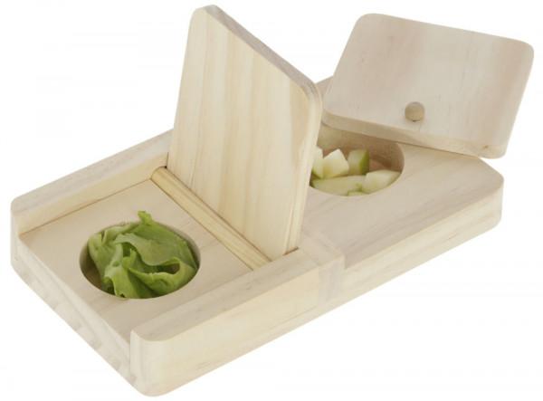 Denk- und Lernspielzeug Snackbox einfach zu Befüllen mit Snacks, Gemüse, Obst etc.