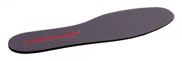 Einlegesohle Dunlop Basic, absorbierende, geruchsbindende Einlegesohle, ergonomisch geformtes Fußbett für hohen Komfort