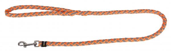 Leine Maxi Safe orange, stark reflektierend, 100 cm lang