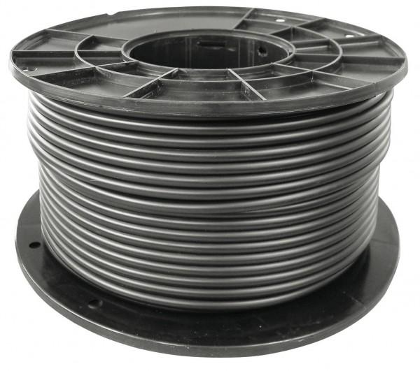 Hochspannungs-Untergrundkabel einfach isoliert für Zaun- und Erdzuleitungen, Kabel auf einer Kunststoffspule
