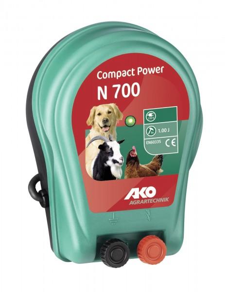 230 Volt Netzgerät sehr handliches Schlaggerät für kurze Zäune ohne Bewuchs, Hobbygerät