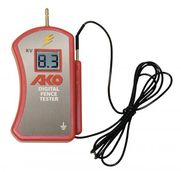Digital Voltmeter von AKO, Zaunprüfer zur exakten Messung der Spannung am Zaun