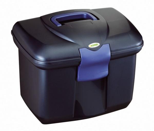 Putzbox Roma, große Putzbox in moderner Form- und Farbgebung, mit zusätzlicher Trennwand