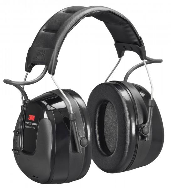 Gehörschutz mit Stereoradio Peltor WorkTunes™ Pro mit eingebautem Stereoradio für Sicherheit und Komfort