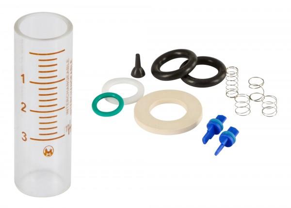Ersatz-Sortiment für HSW FERRO-MATIC®, Zylinder, Ventile, Dichtungen, Federn