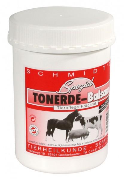 Spezial-Tonerde-Balsam 1 kg - für Gelenke, Füße, Nabel, Muskeln, Sehnen, Euter, Gesäuge