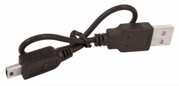Aufladbarer Akku über USB-Kabel