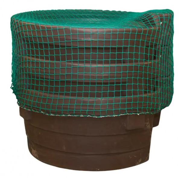 Abdecknetz für PKW-Anhänger, landwirtschaftliche Anhänger, offene Container, LKW-Ladeflächen etc.