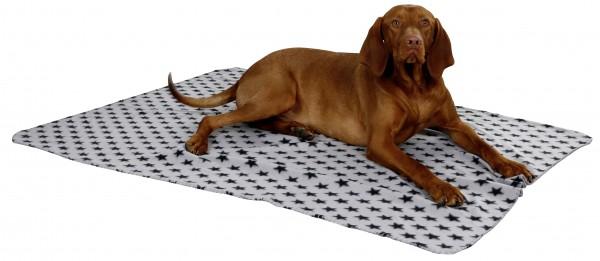 Hundedecke Stella vielseitig einsetzbar, schützt vor Kälte, Feuchtigkeit, Haaren und Schmutz