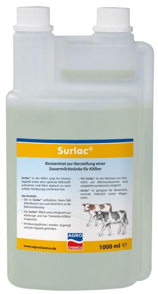 Surlac® Liquid Diät-Ergänzungsfuttermittel zur Durchfall-Prophylaxe