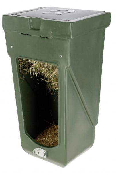 Kombi-Futterbox für Rauh- und Kraftfutter geeignet für Kälberhütte und Kälberbox