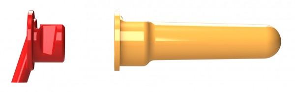 FixClip-Ventil für verschiedene Nuckel zu verwenden