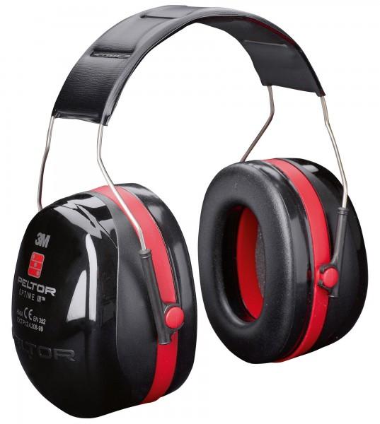 Gehörschutz Peltor Optime III mit extrem hoher Dämmleistung für stark lärmbelastete Umgebungen