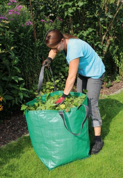 Tragetasche GoBag geeignet z.B. für Heu, Stroh, Laub, Grasschnitt, Gartenabfälle oder Tierfutter