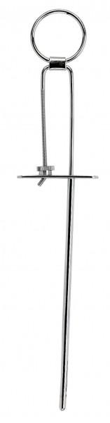 Zitzenräumer dänisches Modell ca. 18 cm lang, rostfrei