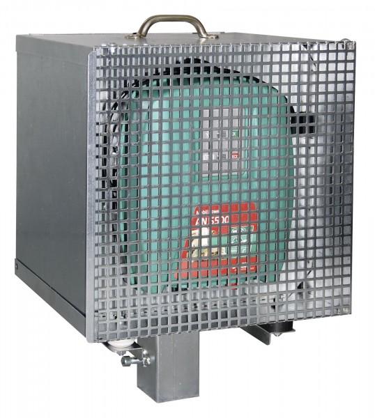 Anti-Diebstahlkasten elektrifizierbar - Schutz für Weidezaungerät und Akku