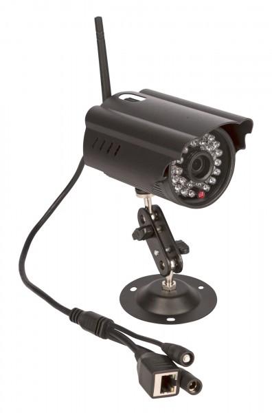 IPCam 2.0 HD, die Internet-Kamera für Jedermann