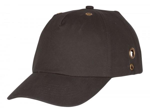 Stosskappe Basecap mit verstellbarem Innenleben, seitliche Belüftung