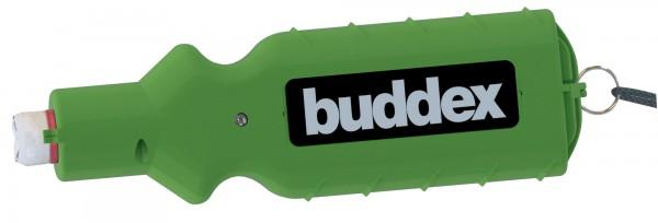 Akku-Enthorner buddex, bewährte buddex-Technik im neuen, ergonomischen Design