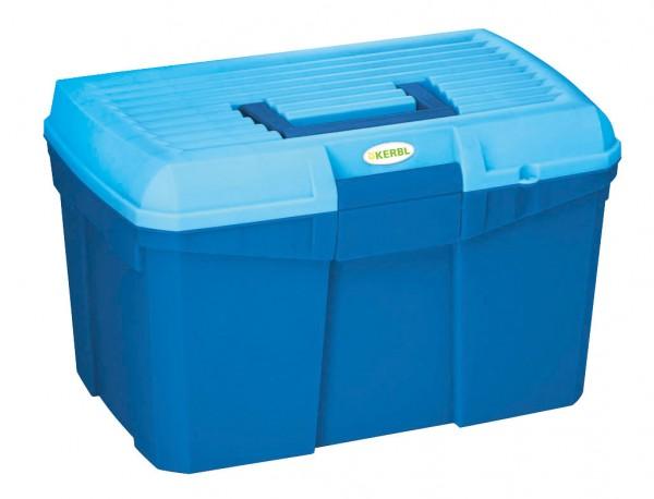 Putzbox aus stabilem Kunststoff mit verstärktem Deckel, bis maximal 100 kg belastbar