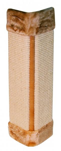 Kratzbrett zum Befestigen an der Wand, mit großer Sisal-Fläche, Länge 43 cm