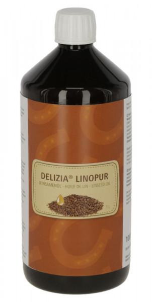 Naturbelassenes Leinsamenöl LinoPur (kaltgepresst), Energie und Vitamine pur - ohne Eiweiß