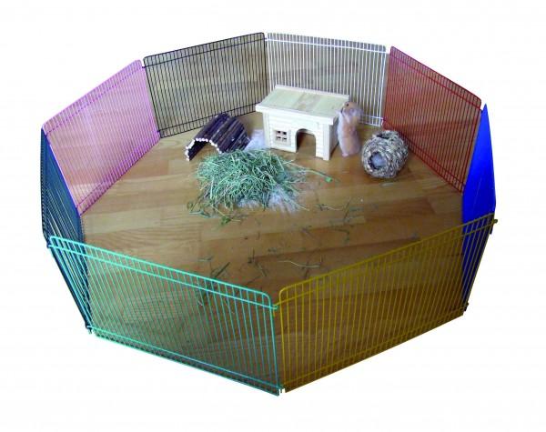 Freigehege für Kleintiere wie Hamster und Mäuse