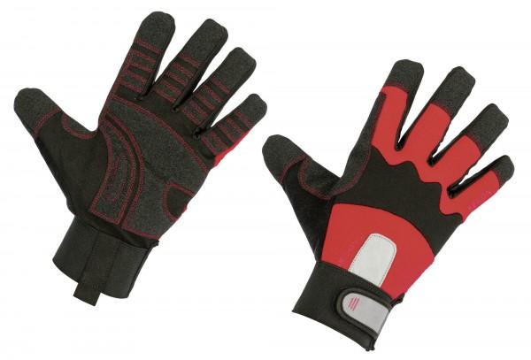 Mechanic-Handschuh Hermes mit Tragekomfort und Robustheit